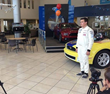 ARCA Driver Michael Lira Gives Back to Local Community, Rallies...