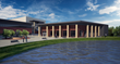 An artist's rendering of Prestonwood Christian Academy's new Student Life Center scheduled to be completed in the fall of 2015.