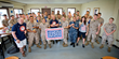 2014 Sochi Winter Olympic Medalists Celebrate Military Appreciation...