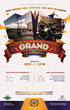 Grand Re-opening Flyer