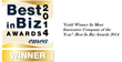 Teletrac Wins Gold as Most Innovative Company of the Year in Best in...