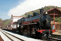 Brazil Train Tour