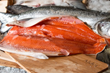 Fresh Copper River Sockeye Salmon