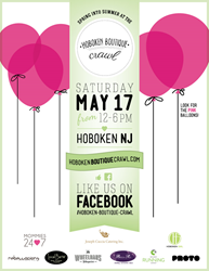 Hoboken Boutique Crawl, New Jersey