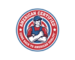The American Certified logo guarantees a product is American made