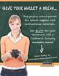 """California Teacher Has """"A Million Ideas"""" for Her $2,500 Academic Award"""