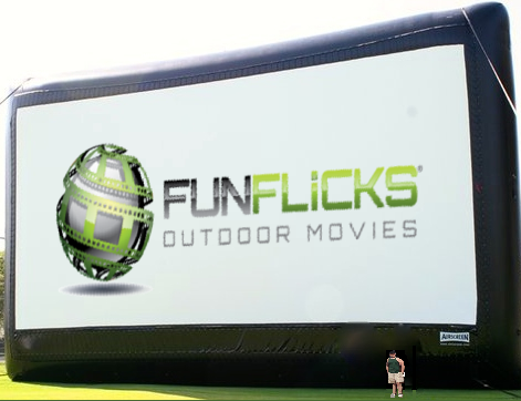 Funflicks Outdoor Movies Introduces Xtreme Pro Series