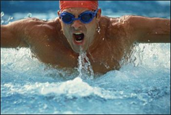 major health and mental benefits of swimming daily