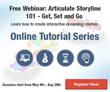 Articulate Storyline 101 Webinar