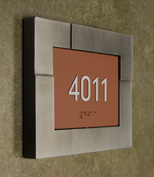 Boyd Sign Systems awarded Preferred Fabricator status for Novacryl® ADA-compliant signage