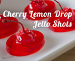 Cherry Lemon Drops