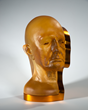 """Heads Up"", New Sculptures and Paintings in Glass by Judy Chicago in..."