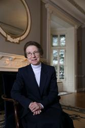 S. Elizabeth A. Hill, C.S.J., J.D., president of St. Joseph's College