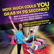 Mellow Mushroom Pizza Bakers Announces Sports Authority 90 Second Shopping Spree Contest
