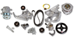Holley LS Swap Accessory Drive Kit