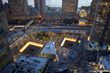 EarthCam construction cameras document the 9/11 Memorial Museum day and night.