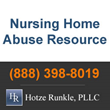 Hotze Runkle Sponsors New Website for Nursing Home Abuse Victims