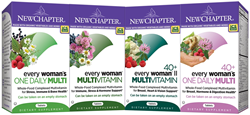New Chapter Vitamins on Sale
