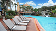 The amazing resort pool at the all-new Radisson Resort Orlando Celebration