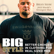 Swag & Valor Announces Deal With Brian Shaw, Past Winner of...