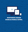 White Paper Shows Responsive Design Doubled Mobile Donations in...