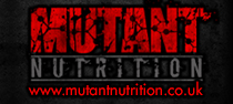 mutant nutrition has announced they are the official