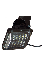 GAU-LB-600E Low Canopy Light with three separate light boards for optimal illumination