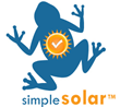 Blue Frog Simple Solar