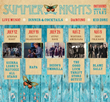 The Kanbar Center's 2014 Summer Nights Festival of Outdoor Multi-Cultural Music & More Opens with Sierra Leone's Refugee All Stars on July 12 at the Osher Marin JCC
