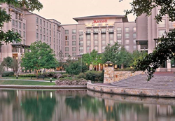 Dallas Plano Marriott Hotel