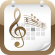 ClassiCal - App ICON - all rights reserved by andante media 2013-2014!