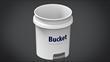 5 Gallon Bucket with Handle Photo