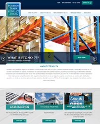 Foreign Trade Zone No. 79 Launches New Website.