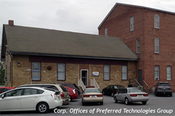 Corp. Offices of Pregerred Technologies Group