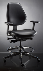 MVMT multipurpose ergonomic seating line from BioFit Engineered Products