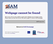 US Federal Contractor Registration Reports System for Award Management (SAM) Currently Down with Unexplained 404 Error