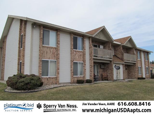 Sturgis (MI) United States  city photos gallery : USDA to Auction Nine Michigan Apartment Complexes