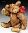 A Highly Collectible Brown Tipped Steiff Petsy Bear.
