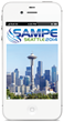 The Society for the Advancement of Material and Process Engineering (SAMPE) Presents a2z-powered ChirpE Mobile App for its Annual Conference & Exhibit