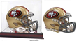 """Have Roger sign a Full-Size Proline """"Speed"""" helmet pre-signed by current all-star running back Frank Gore. VIP Event Price: $450VIP Price + Display Case: $550Personalization Fee: $10"""