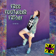 T.U.K. Footwear Launches 'Free Footwear Friday' Giveaways Throughout May