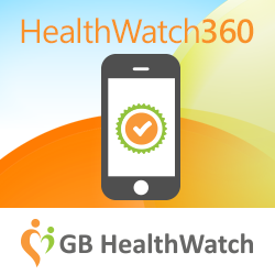 HealthWatch 360 – by GB Health Watch, the best app for gene, diet, nutrition & health + free calorie counter & tracker of food / fitness / sleep / stress / mood / energy / vital signs / medications for weight loss, diabetes, blood pressure & glucose