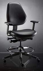 MVMT multipurpose ergonomic seating line from BioFit Engineered Products