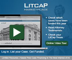 Attorney Legal Financing Marketplace