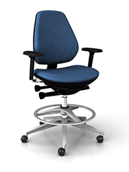 MVMT laboratory technical ergonomic seating BioFit Engineered Products