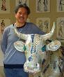 Victor Teng with La Vaca Loca, 2014