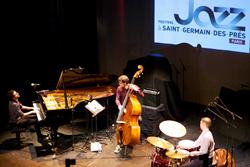 Aerial view of the Isfar Sarabski Trio
