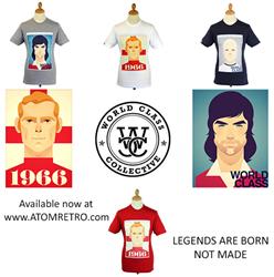 World Class Collective Football Legends