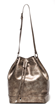 Jill Milan SoMa Punching Bag in gold and anthracite (SKU B1403GAN99)