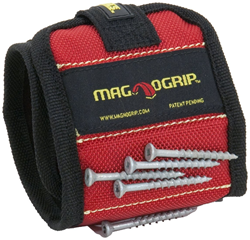 Magnetic Wristband, Red
